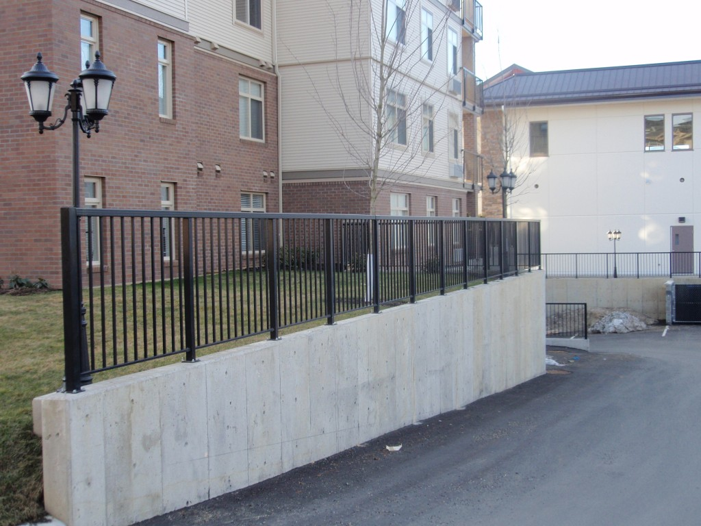 Aluminum Railings Gaultier Enterprises