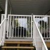 Patio cover with rail 1 003