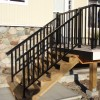 Wide Picket Stairs