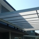 Job # 15-001 patio cover roof mount
