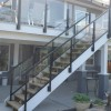 Job # 15-001 Glass Stair Rail